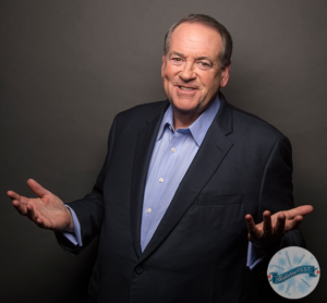 Governor Mike Huckabee, Honorary Chair HolidayFest 2018