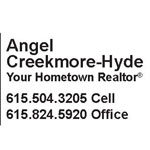 Angel Creekmore-Hyde Coldwell Bankers Real Estate