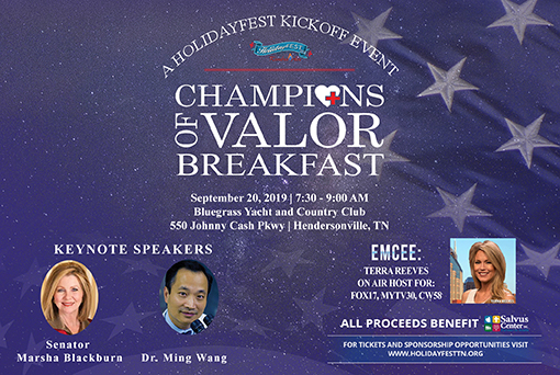 Champions of Valor Breakfast 2019