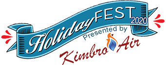 Kimbro Air HolidayFest TN logo