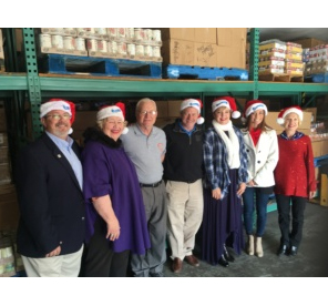 HolidayFest TN supports food bank
