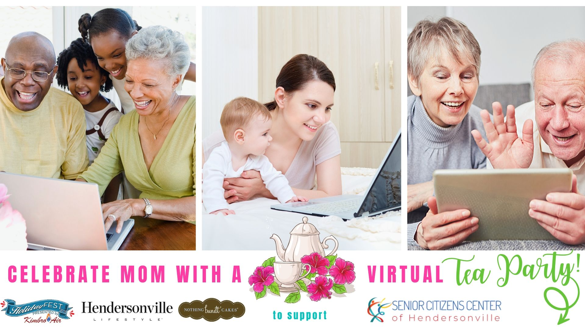 Virtual Mother's Day Tea Party